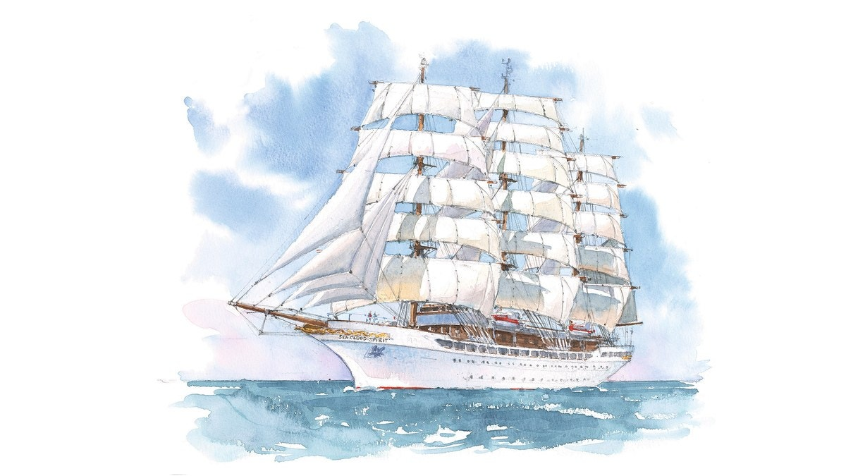 The Old-School Sailing Ship May is an Eco-Friendly Cruise ...